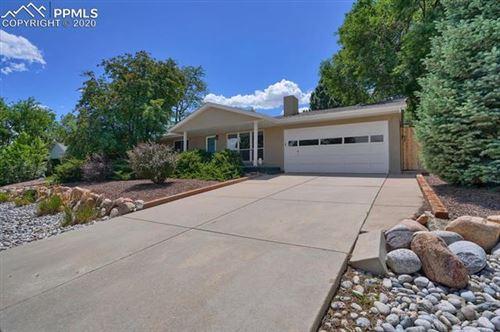 Photo of 1205 Vega Drive, Colorado Springs, CO 80905 (MLS # 7545756)