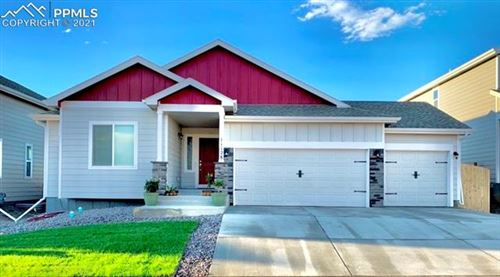 Photo of 11128 Tarbell Drive, Colorado Springs, CO 80925 (MLS # 5617757)