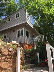 Photo of 120 Waltham Avenue, Manitou Springs, CO 80829 (MLS # 5981758)