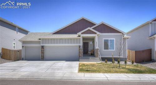 Photo of 6647 Weiser Drive, Colorado Springs, CO 80925 (MLS # 7326761)