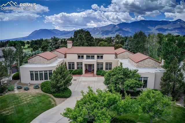 Photo for 3875 Hill Circle, Colorado Springs, CO 80904 (MLS # 4800761)