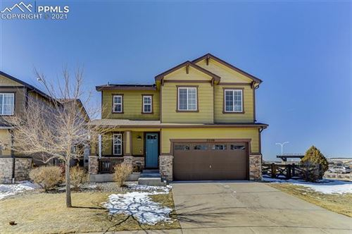 Photo of 7539 Buckeye Tree Lane, Colorado Springs, CO 80927 (MLS # 6012762)