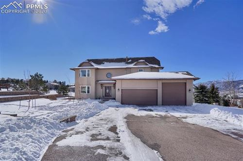 Photo of 965 Bowstring Road, Monument, CO 80132 (MLS # 2287764)
