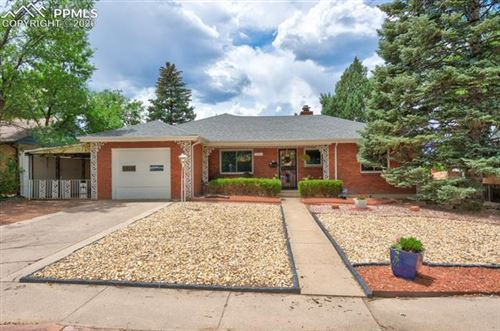 Photo of 1240 N Meade Avenue, Colorado Springs, CO 80909 (MLS # 8084765)