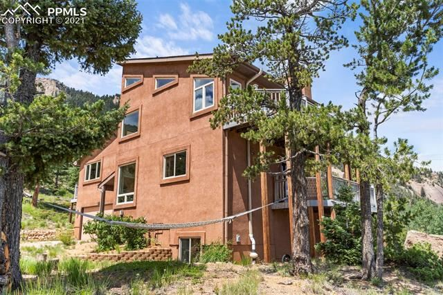 6009 Olympic Road, Manitou Springs, CO 80829 - #: 3868765