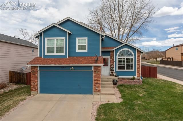Photo for 6005 Bow River Drive, Colorado Springs, CO 80923 (MLS # 6504765)
