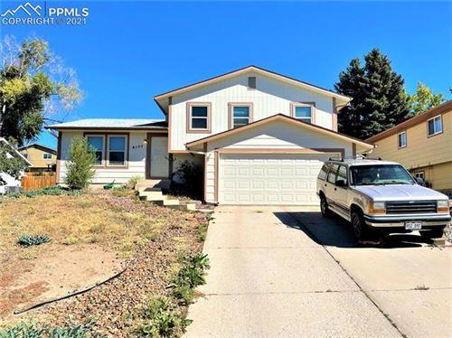 Photo of 6155 Vadle Lane, Colorado Springs, CO 80918 (MLS # 8161766)