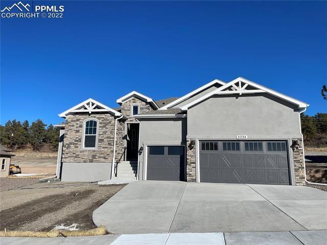 5234 Yari Drive, Colorado Springs, CO 80924 - #: 2368766
