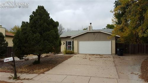 Photo of 4560 Gatewood Drive, Colorado Springs, CO 80916 (MLS # 6504767)