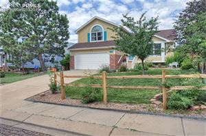 Photo of 3955 Hickory Hill Drive, Colorado Springs, CO 80906 (MLS # 3097768)