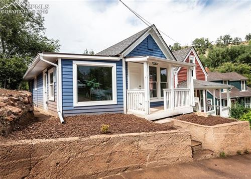 Photo of 4-6 Waltham Avenue, Manitou Springs, CO 80829 (MLS # 6976768)