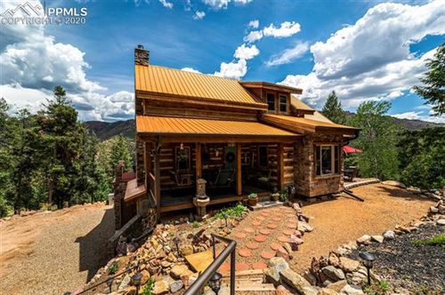 Photo of 9140 Mountain Road, Cascade, CO 80809 (MLS # 1642770)