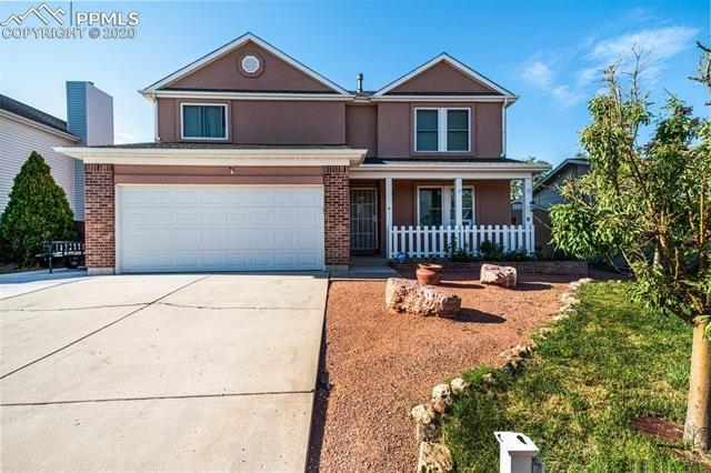 5075 Victory Drive, Colorado Springs, CO 80911 - MLS#: 1022770