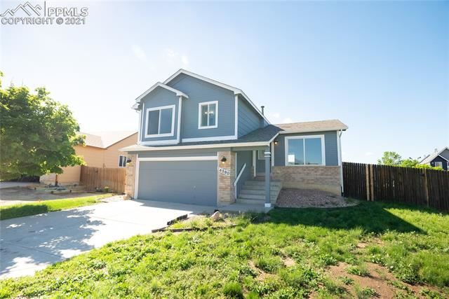 4290 Daylilly Drive, Colorado Springs, CO 80916 - #: 5348770