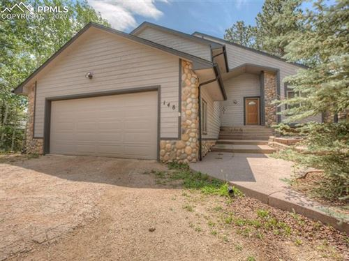 Photo of 148 Club Drive, Woodland Park, CO 80863 (MLS # 1701771)