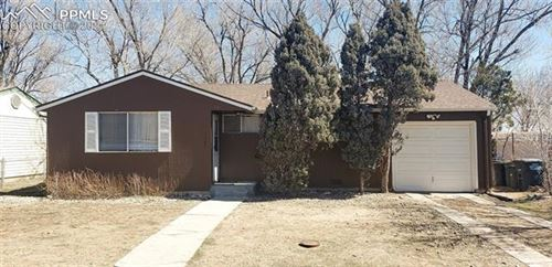 Photo of 1203 Burnham Street, Colorado Springs, CO 80906 (MLS # 5190771)