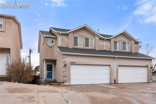 Photo of 3983 Siferd Boulevard, Colorado Springs, CO 80917 (MLS # 5847771)