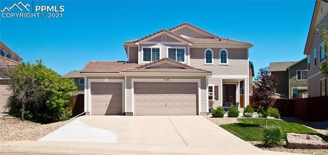 7528 Muhly Court, Colorado Springs, CO 80915 - #: 9602771