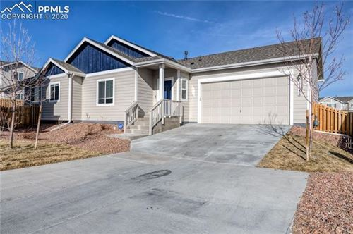 Photo of 11538 Ducal Point, Peyton, CO 80831 (MLS # 8724772)