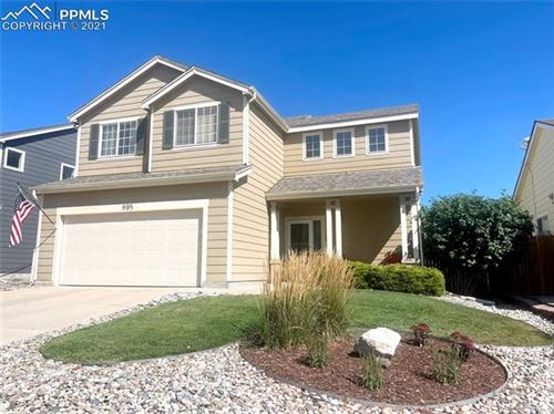 Photo of 895 Rancher Drive, Fountain, CO 80817 (MLS # 1814775)