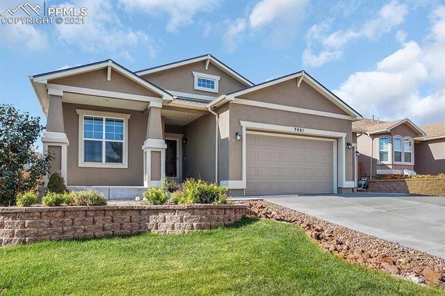 7651 Renegade Hill Drive, Colorado Springs, CO 80923 - #: 8368775