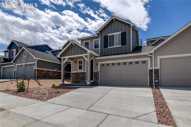 Photo for 5827 Morning Light Terrace, Colorado Springs, CO 80919 (MLS # 8460776)