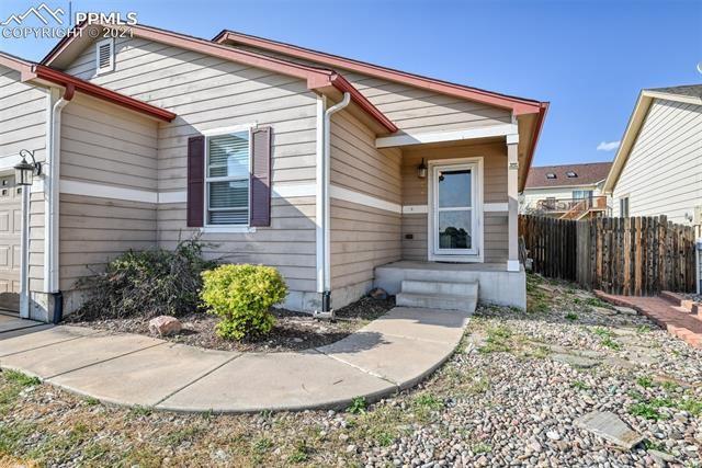 4349 Crow Creek Drive, Colorado Springs, CO 80922 - #: 9937776