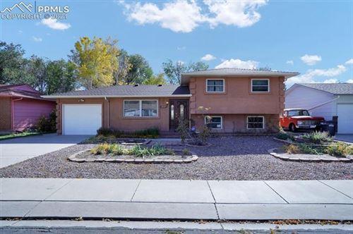 Photo of 3717 Pearl Drive, Colorado Springs, CO 80918 (MLS # 2337777)