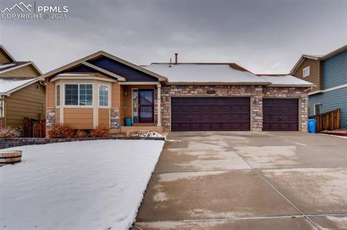 Photo of 2064 Bucolo Avenue, Colorado Springs, CO 80951 (MLS # 7999777)