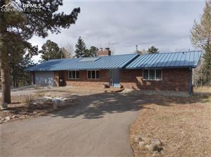 Photo of 175 Piney Point Lane, Woodland Park, CO 80863 (MLS # 1820779)