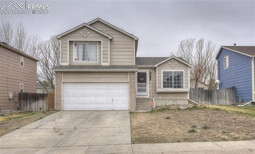 Photo of 4360 Settlement Way, Colorado Springs, CO 80925 (MLS # 5033780)