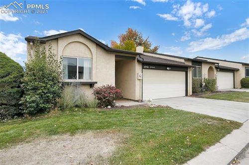 Photo of 4930 Elm Grove Drive, Colorado Springs, CO 80911 (MLS # 9661780)