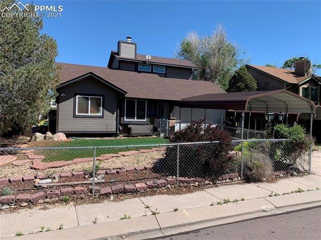 1140 Greenbrier Drive, Colorado Springs, CO 80916 - #: 2410781
