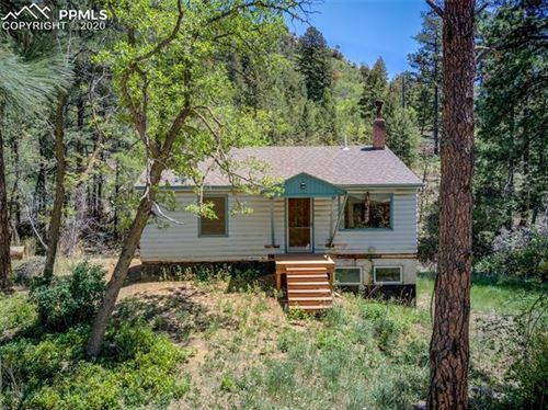 Photo of 1070 Rock Creek Canyon Road, Colorado Springs, CO 80926 (MLS # 3506783)