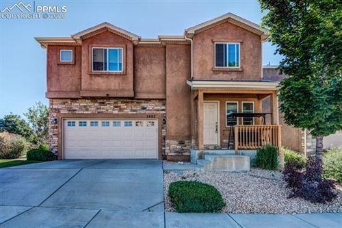 Photo of 3897 Swainson Drive, Colorado Springs, CO 80922 (MLS # 3610783)
