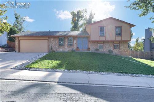 Photo of 6945 Hazelwood Lane, Colorado Springs, CO 80918 (MLS # 5261783)
