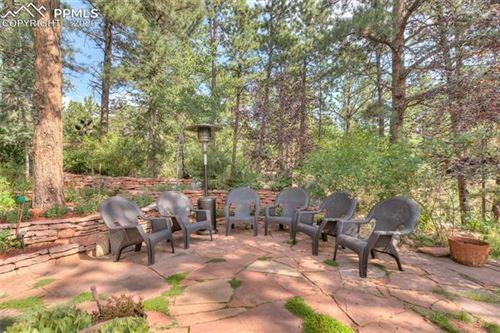 Tiny photo for 110 Morning Star Circle, Woodland Park, CO 80863 (MLS # 7848786)