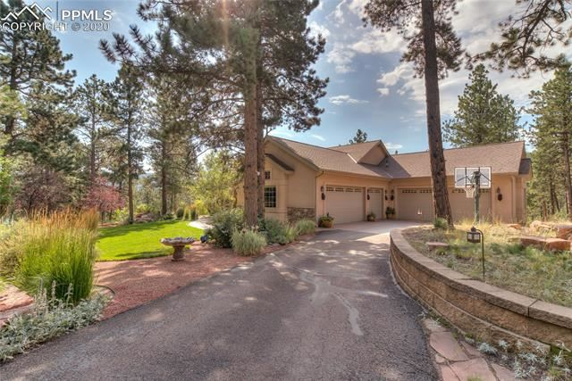 Photo for 110 Morning Star Circle, Woodland Park, CO 80863 (MLS # 7848786)