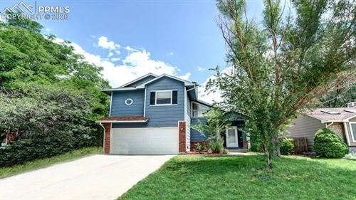 Photo of 528 Dix Circle, Colorado Springs, CO 80911 (MLS # 4901787)