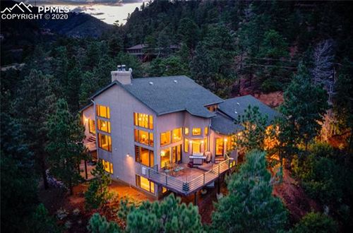 Photo of 5575 Founders Place, Manitou Springs, CO 80829 (MLS # 4194788)