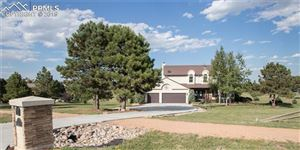 Photo of 560 E Kings Deer Point, Monument, CO 80132 (MLS # 1279791)