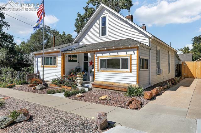 1016 E High Street, Colorado Springs, CO 80903 - #: 8184791
