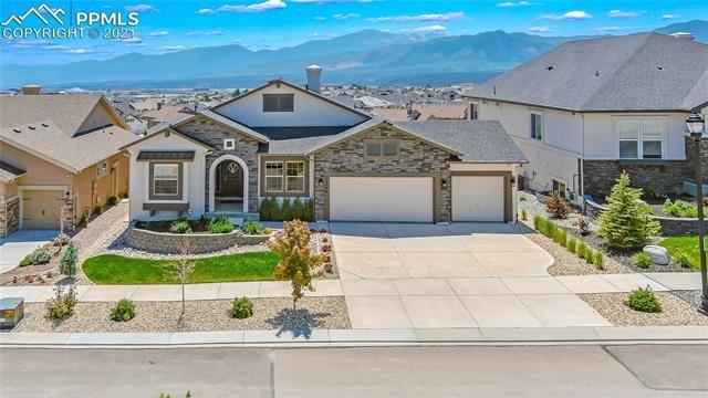 12446 ARROW CREEK Drive, Colorado Springs, CO 80921 - #: 7195792