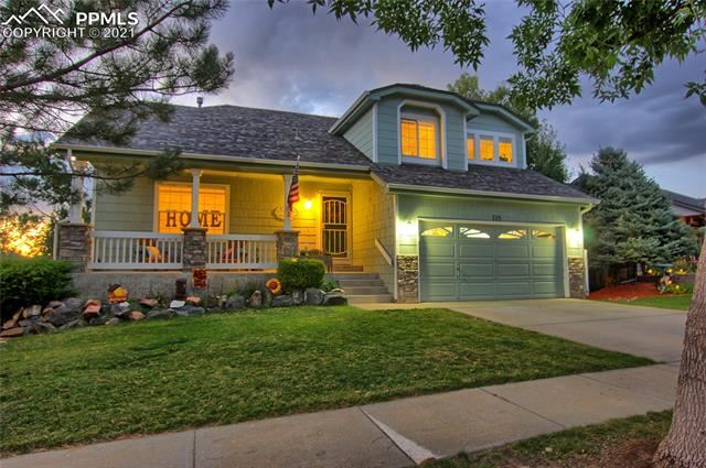 715 Piros Drive, Colorado Springs, CO 80922 - #: 2509793