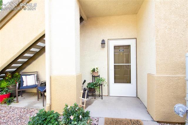 3716 Riviera Grove #102, Colorado Springs, CO 80922 - #: 4318793