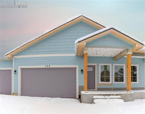 Photo of 134 S Olympian Drive, Colorado Springs, CO 80905 (MLS # 3024794)