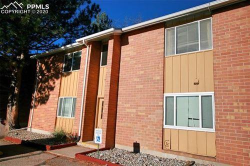 Photo of 1625 N Murray Boulevard #128, Colorado Springs, CO 80915 (MLS # 6944795)