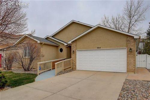 Photo of 464 Pickaxe Terrace, Colorado Springs, CO 80905 (MLS # 3477796)