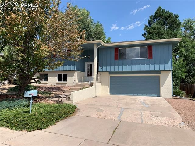 1713 Russell Circle, Colorado Springs, CO 80915 - #: 5911796