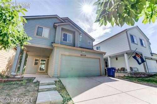 Photo of 6025 Faxon Court, Colorado Springs, CO 80922 (MLS # 2442797)